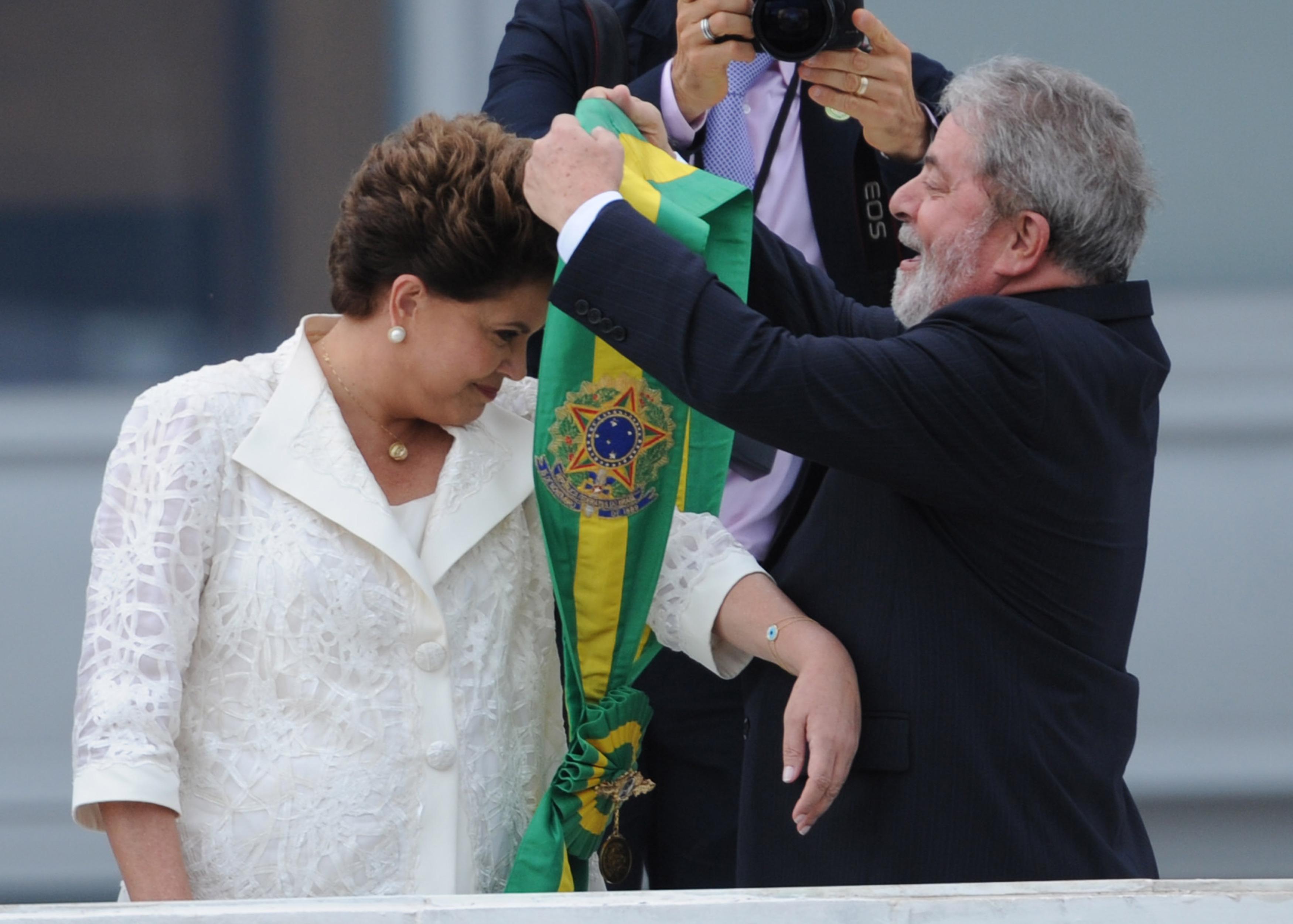 Pela voz e bem dos brasileiros