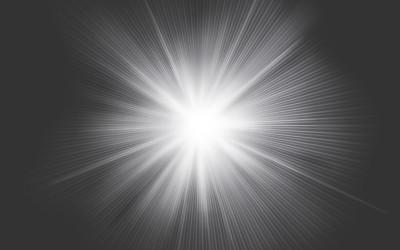 Foco na luz