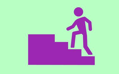 Escadas da vida