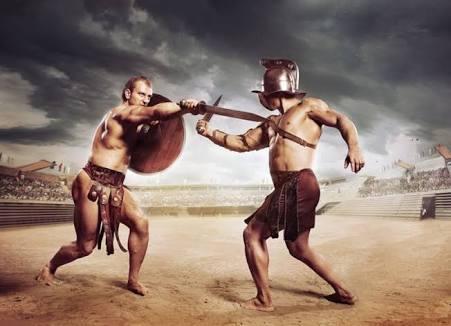 A guerra como instinto humano masculino